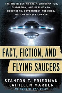Fact Fiction Flying Saucers