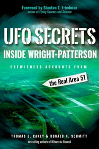 UFO Secrets Inside Wright Patterson