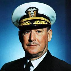 First CIA Director Admiral Sidney Souers